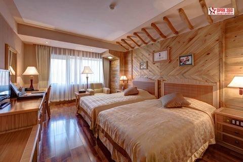 החדר הזול ביותר במלון