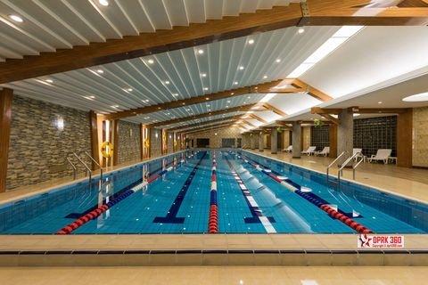 בריכת השחייה האולימפית