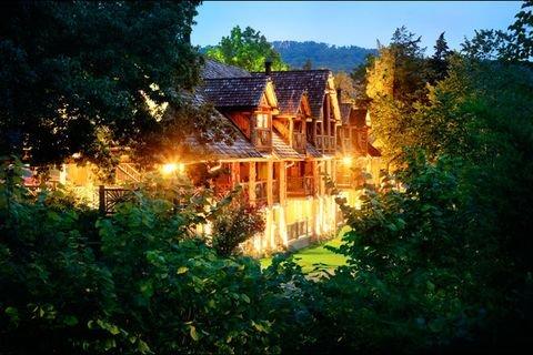 אתר הנופש Big Cedar Lodge