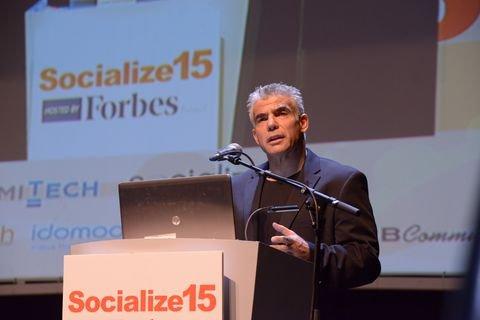 כנס Forbes Socialize 15