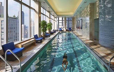 מלון מנדרין אוריינטל, ניו יורק. צילום: מתוך האתר