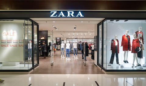 סניף של זארה. מעמידים את הלקוח במרכז. צילום: shutterstock